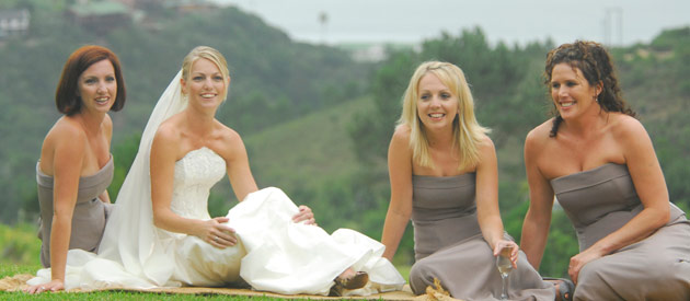 Planning your wedding in Knysna